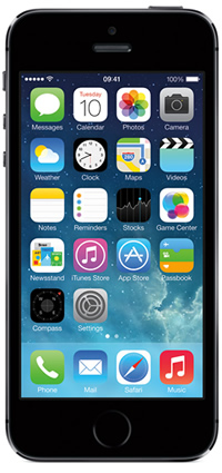 Apple iPhone 5S 4G (Refurb)